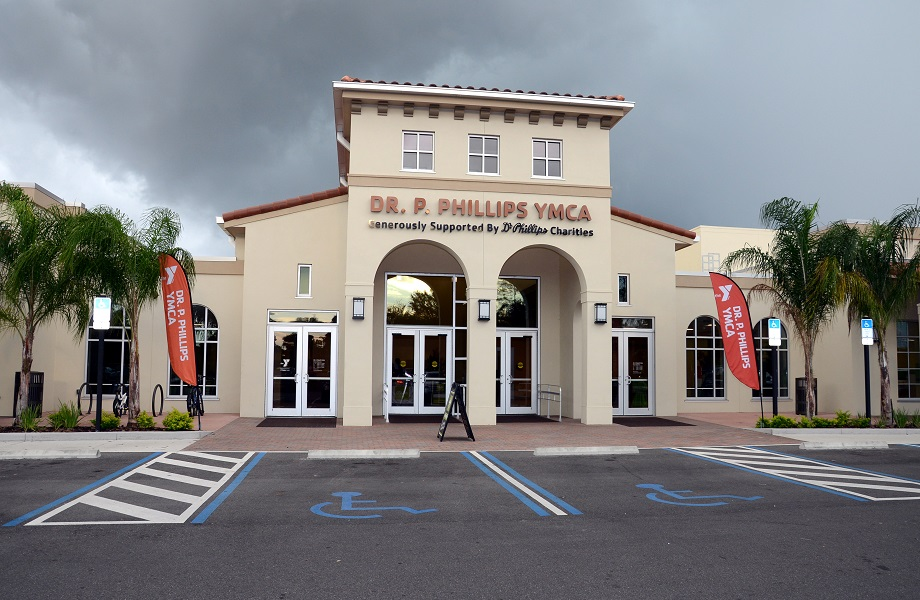 Dr. P. Phillips YMCA Exterior