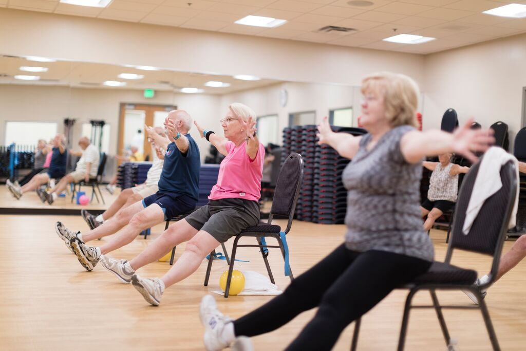 Older Adult Classes